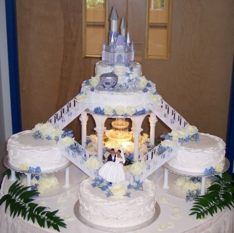 GTB Cinderella cake 2