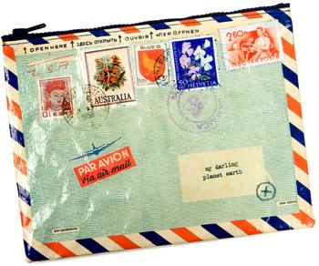 GTB airmail pouch